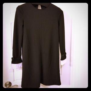 Brand new MNG Basics black dress